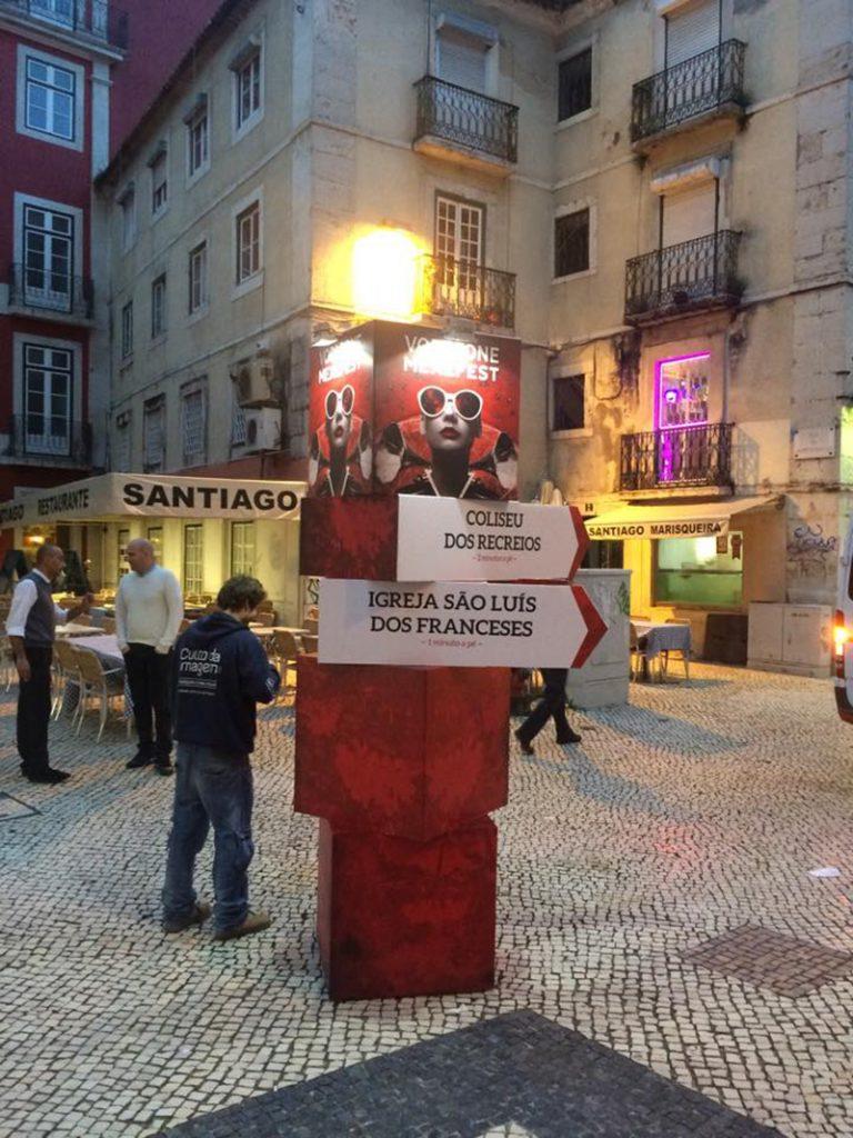 - Serralharia e Carpintaria – Vodafone – Mexefest – Action 4