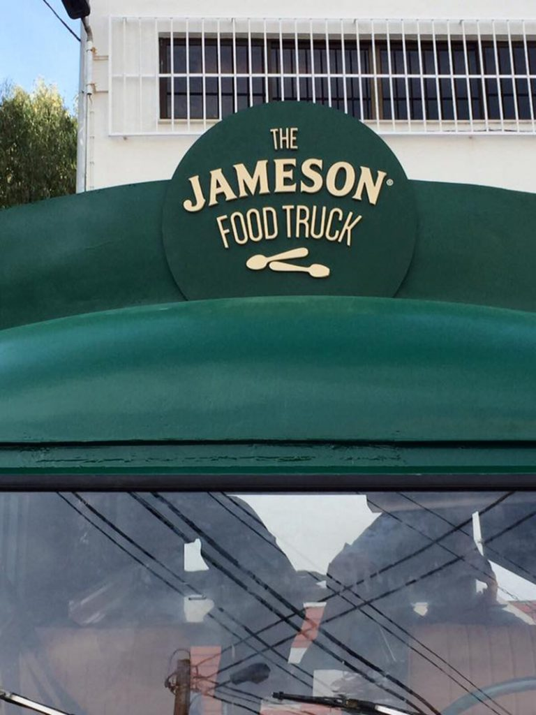 - Food Truck Jameson
