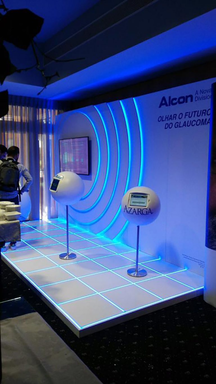 Projectos em Esferovite - Alcon