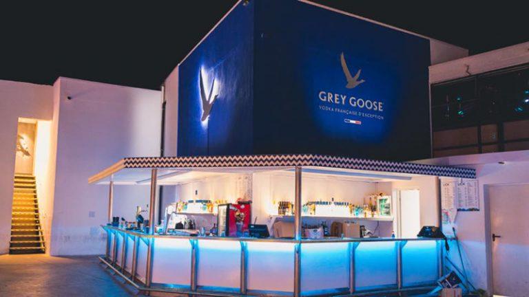 - Grey Goose – Ganso