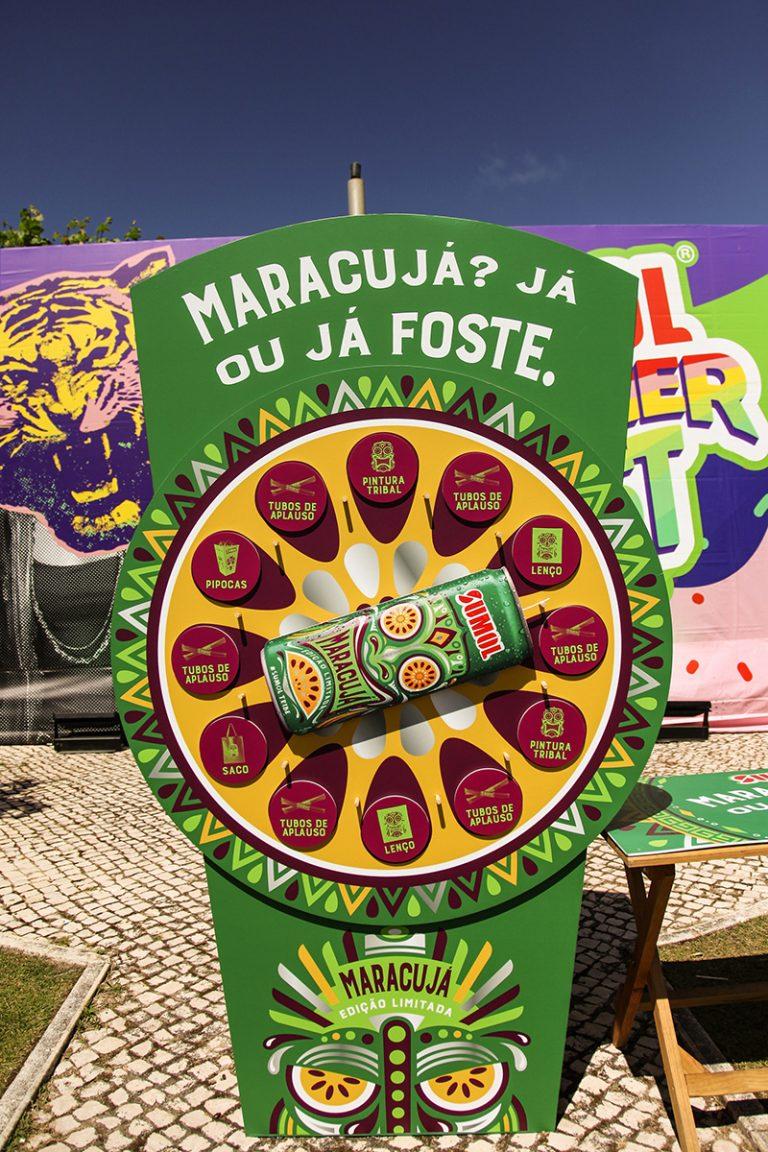 - Sumol Summer Fest – Rouleta