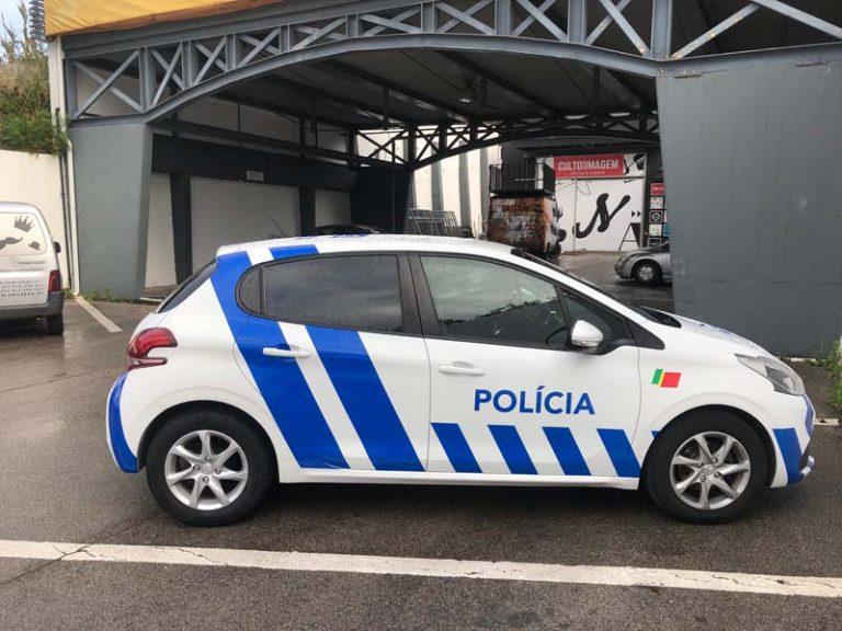 - Viaturas Polícia