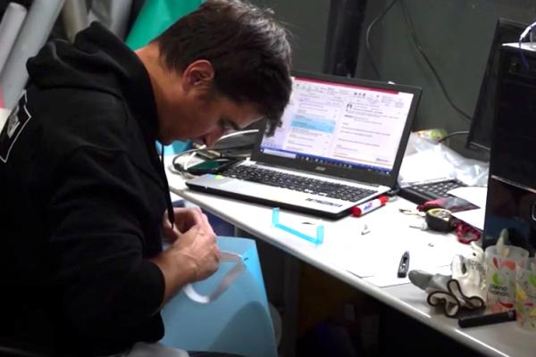 Salvar Vidas | Empresas da DNA Cascais produzem ventiladores e viseiras