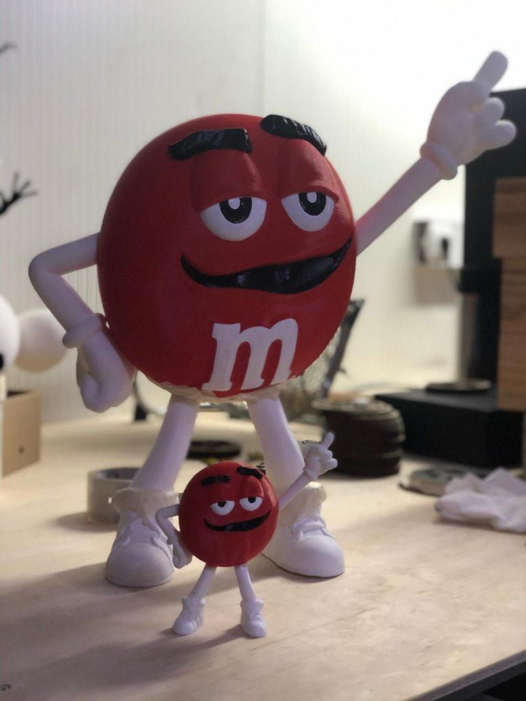- M&M's