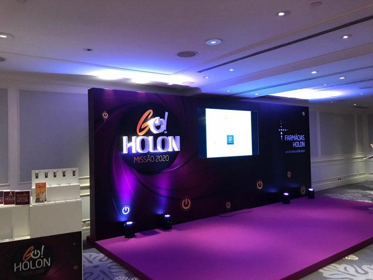 Projectos em Esferovite - Evento Holon