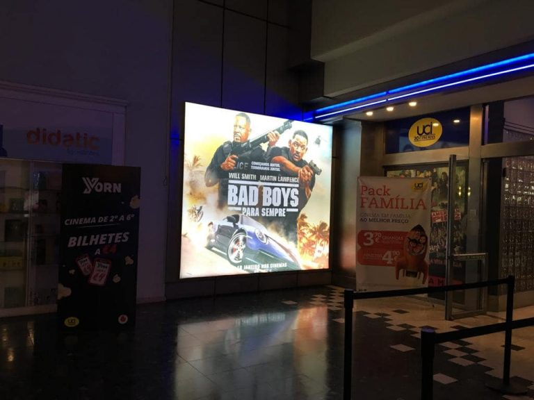 - Bad Boys – Cinemas