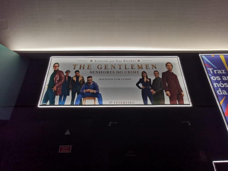 - The Gentlemen – Cinemas
