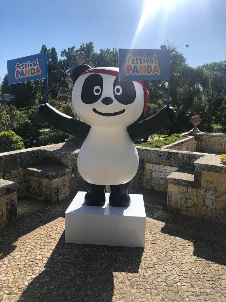 Projectos em Esferovite - Festival Panda