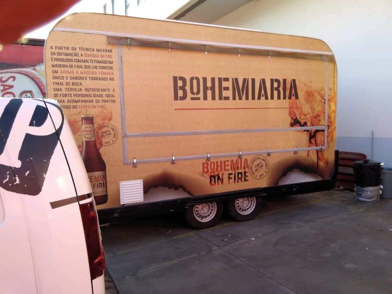 - Roulotte Bohemia