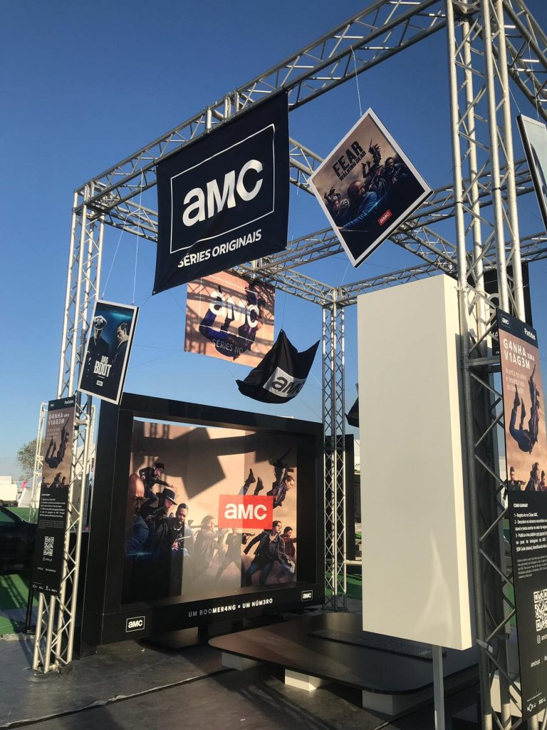 - AMC | Comic Con